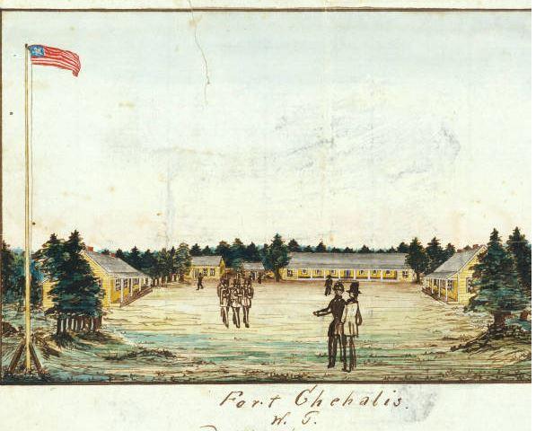 Fort Chehalis